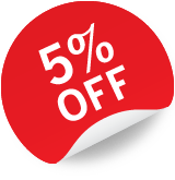 5percent-discount